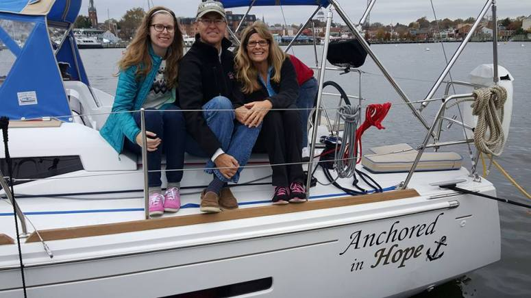 Anchored in Hope1